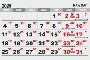 мирхенд 1 группа май